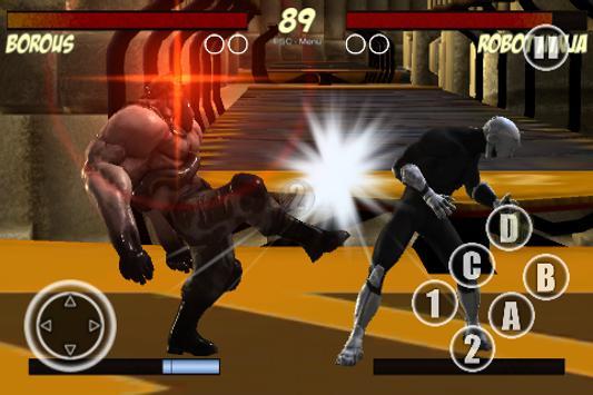 Warriors Fight screenshot 4