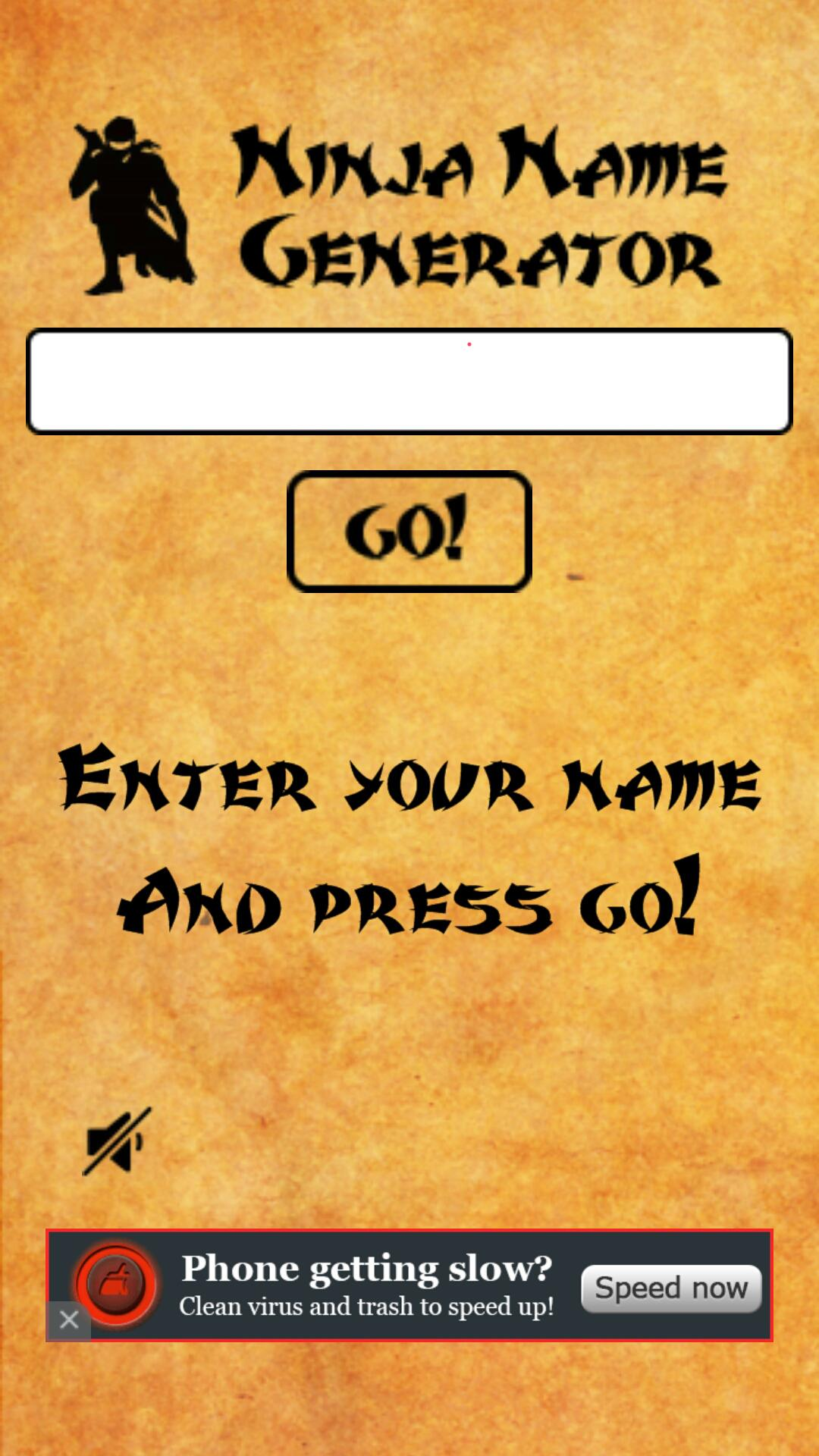 Ninja Name Generator v2 for Android - APK Download