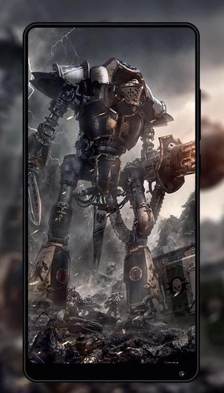 War Robots Wallpaper Hd For Android Apk Download