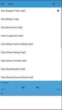 doa anak muslim sholeh mp3 apk screenshot