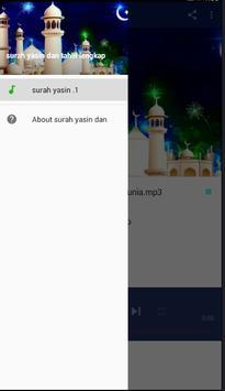 surah yasin dan tahlil lengkap apk screenshot