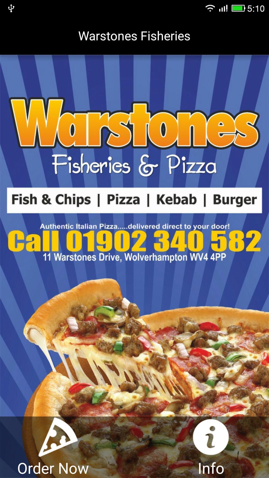 Warstones Fisheries 2