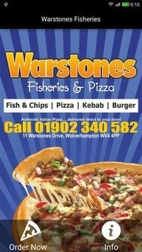 Warstones Fisheries poster