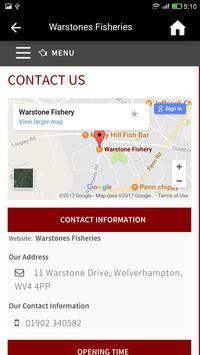 Warstones Fisheries screenshot 1
