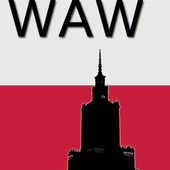 Warsaw Map icon