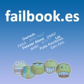 Failbook icon