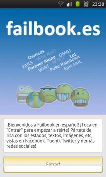 Failbook poster