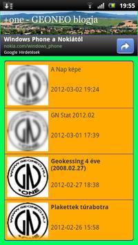 GEONEO The Travel Bug apk screenshot