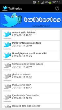Twitterias apk screenshot