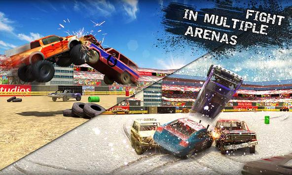 Xtreme Demolition Derby Racing- Muscle Cars Crash poster