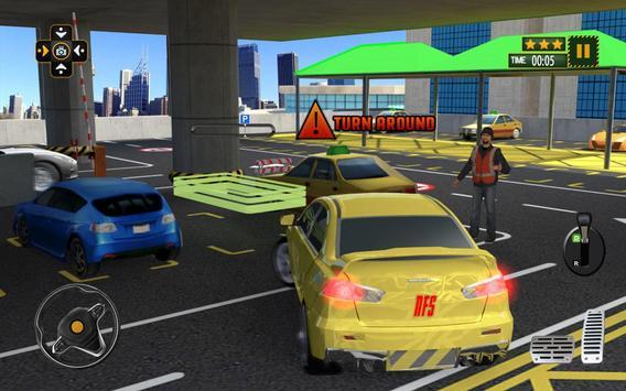 Multi-Level Car Parking Plaza apk screenshot