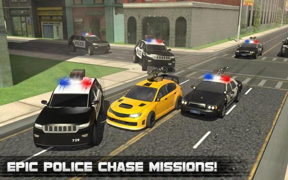 Police Car City Prison Escape apk screenshot