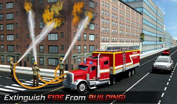 Ambulance Rescue Helicopter 3D screenshot 11