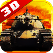 Tank Shoot War icon