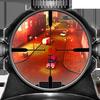 스나이퍼 촬영 전쟁 3D 아이콘