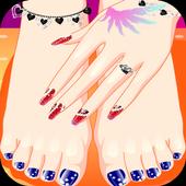 เกมส์ทำเล็บมือเล็บเท้า icon