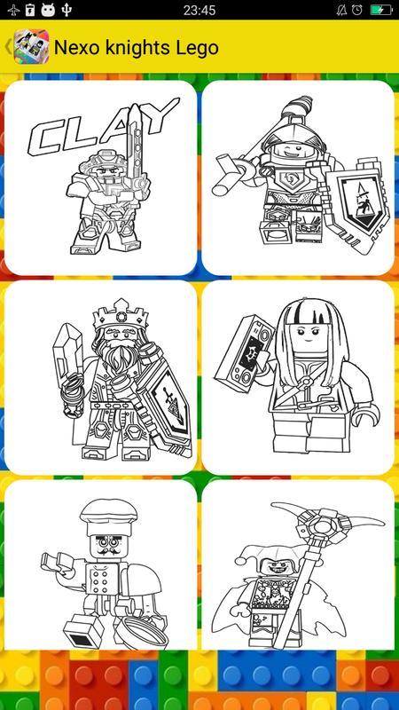 Libro para colorear Super lego Heroes Descarga APK - Gratis ...