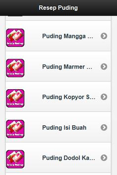 Resep Puding screenshot 3