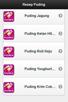 Resep Puding screenshot 2