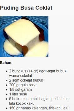 Resep Puding screenshot 5