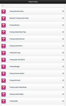 Resep Puding screenshot 6