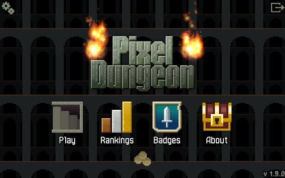 Pixel Dungeon screenshot 8