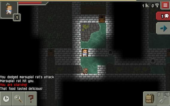 Pixel Dungeon screenshot 9