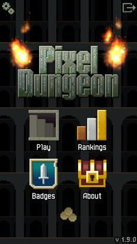 Pixel Dungeon poster