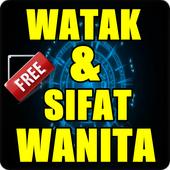 Watak Dan Sifat Wanita icon