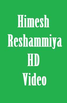 Himesh Reshammiya HD Video poster