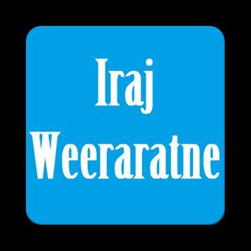 Iraj Weeraratne HD Video Song poster