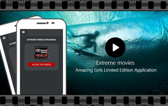 Extreme videos beautiful women poster