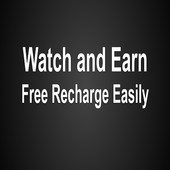 watch and earn Money icon