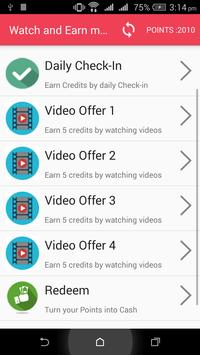 watch and earn Money poster