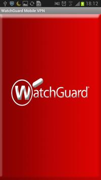 WatchGuard Mobile VPN poster