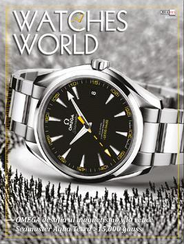 Watches World Magazine poster