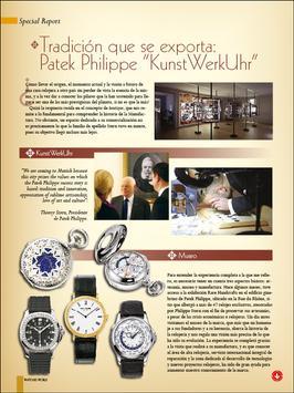 Watches World Magazine screenshot 3