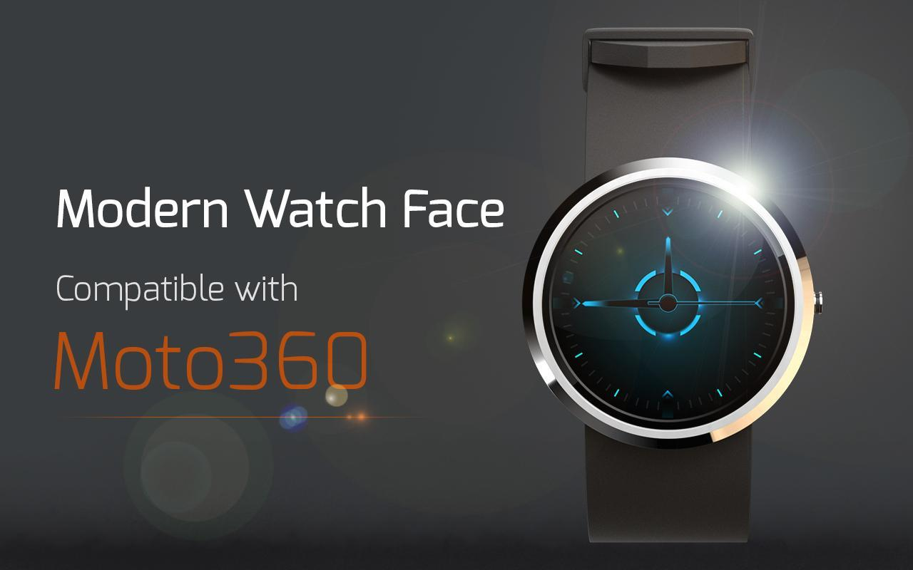 Modern Watch Face for Android - APK Download