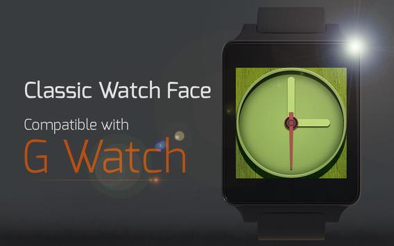 Classic Watch Face screenshot 16