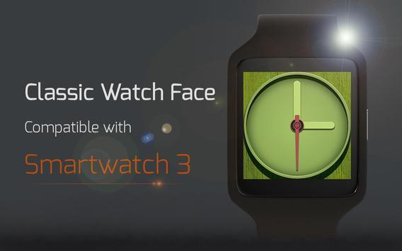 Classic Watch Face screenshot 17