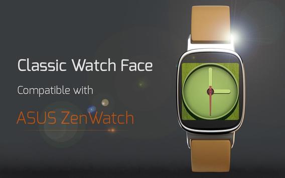Classic Watch Face screenshot 1