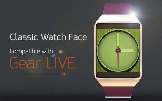 Classic Watch Face screenshot 2