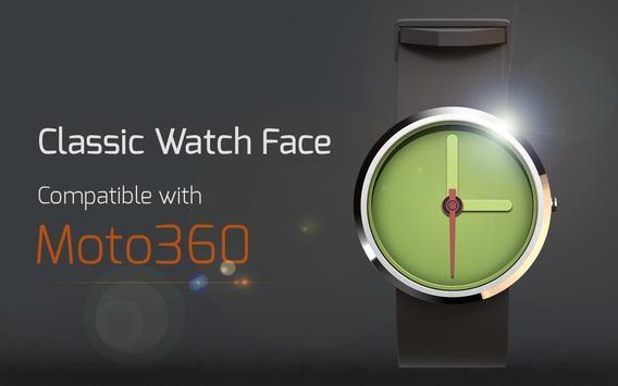 Classic Watch Face screenshot 6