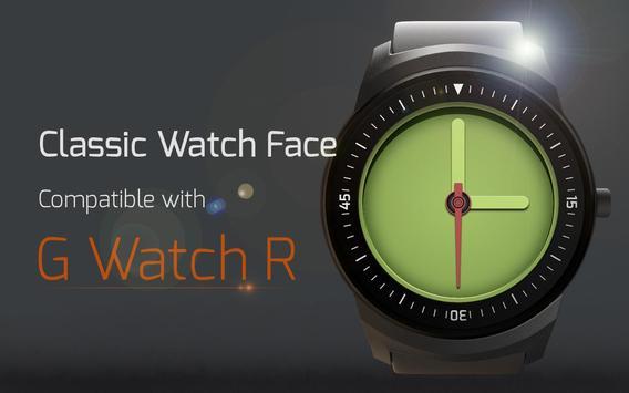 Classic Watch Face screenshot 9