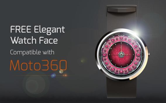 FREE Elegant Watch Face poster