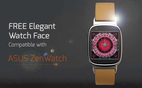 FREE Elegant Watch Face apk screenshot