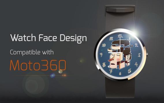 Watch Face Design poster