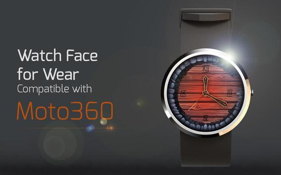 Watch Face for Wear poster