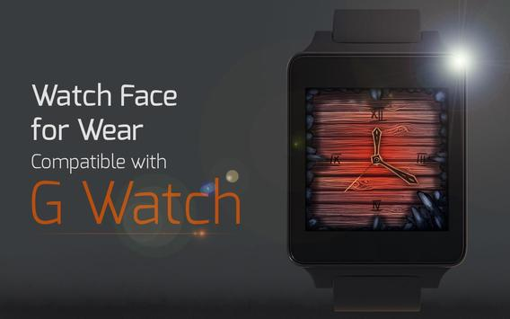 Watch Face for Wear screenshot 4