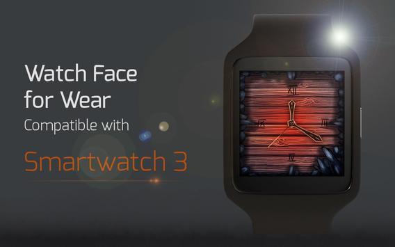 Watch Face for Wear screenshot 5